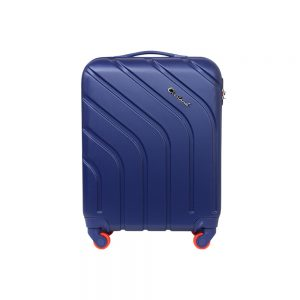 cabin trolley overland fronte