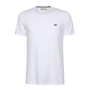 t-shirt taschino bianco