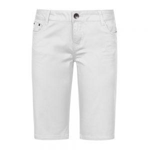 Bermuda bianco Overland®